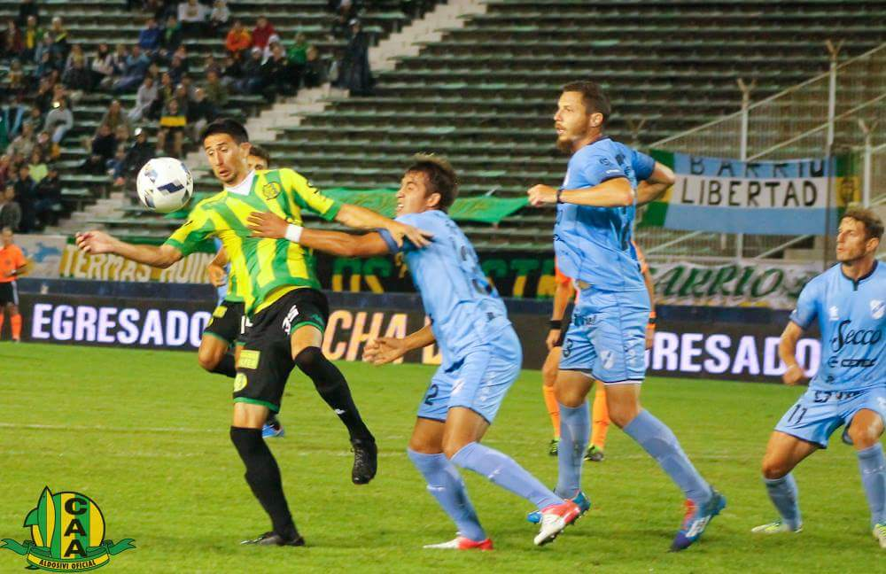 Alexis Castro será quien reemplace a Nahuel Yeri (Foto: Sergio Biale - Club Aldosivi)