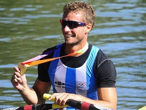Brian Rosso logró uno de los máximos objetivos para un deportista.