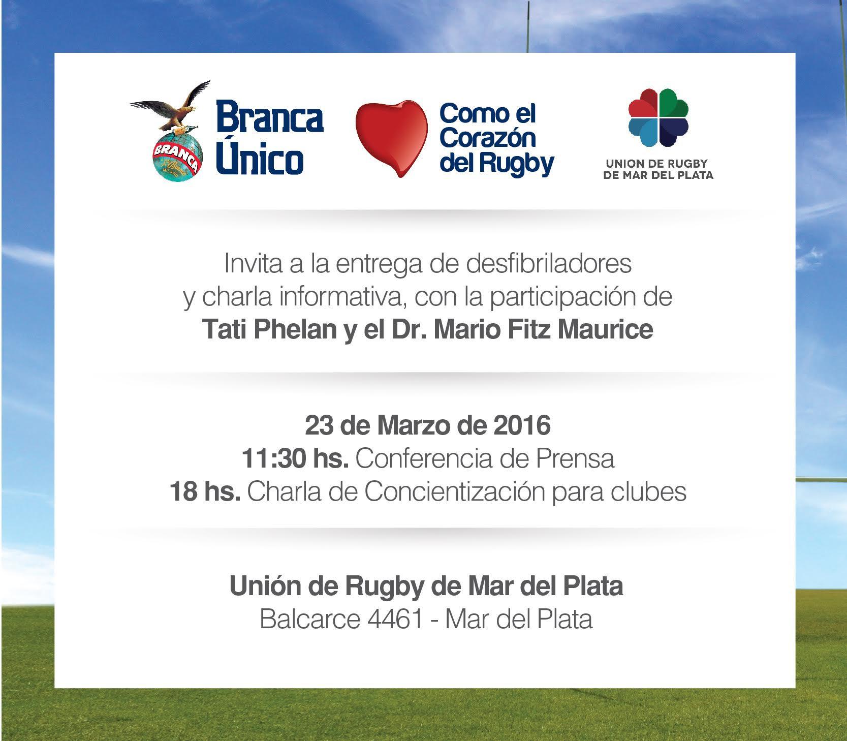 Jornadas de cardioprotección en Mar del Plata.