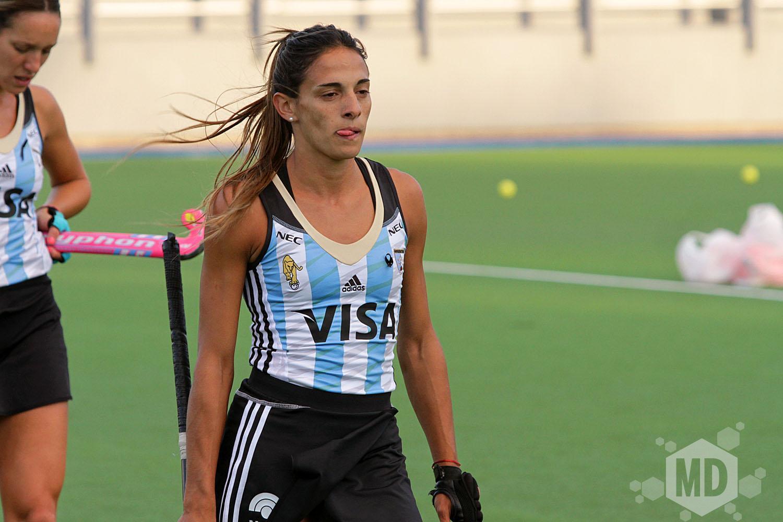 Carla Dupuy analizó la victoria del equipo nacional. (Foto: Carlos De Vita)