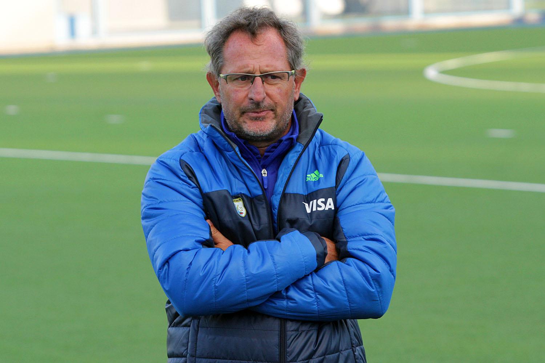 Gabriel Minadeo analizó los Test Match en Mar del Plata. (Foto: Carlos De Vita)