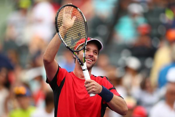 Horacio Zeballos no pudo pasar la primera ronda en Roland Garros.