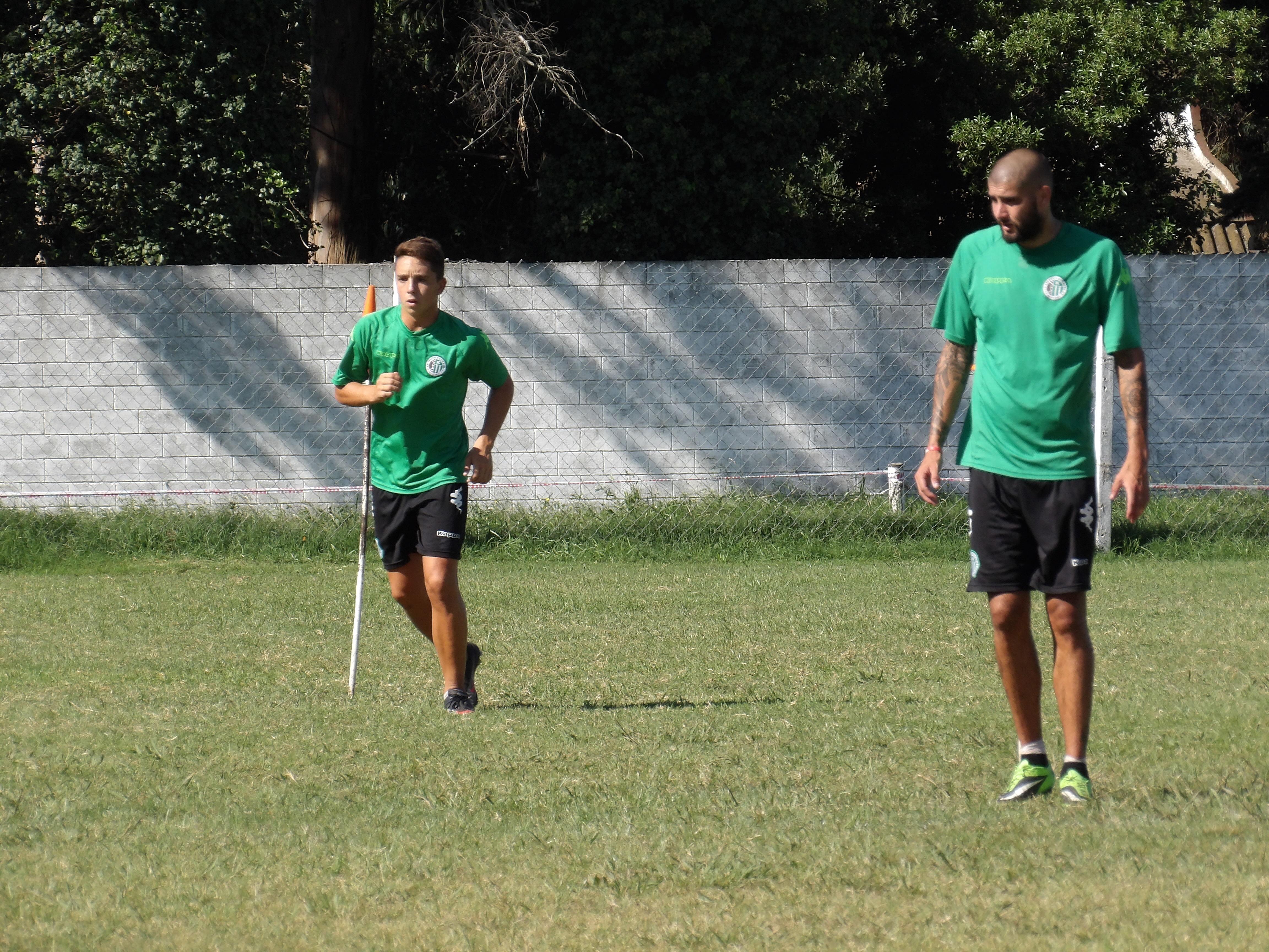 Dos cambios son los que se imponen para el partido del sábado a las 17. (Foto: Prensa Kimberley)