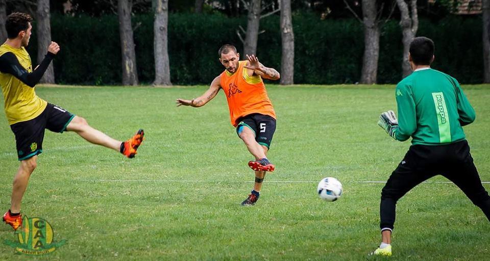 Hernán Lamberti es uno de los jugadores importantes para Aldosivi. (Foto: Club Aldosivi)