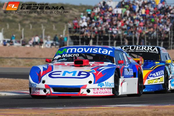 Christian Ledesma mantuvo en la final lo que había conseguido en la clasificación.
