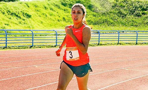 Micaela Levaggi fue una de las destacadas en el inicio del Campeonato Marplatense.