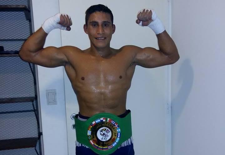 César Reynoso buscará su primer combate internacional en Liverpool.