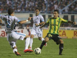 Martín Rivero analizó el torneo de Aldosivi.