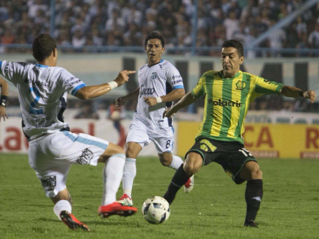 Martín Rivero fue uno de los puntos altos en Aldosivi.