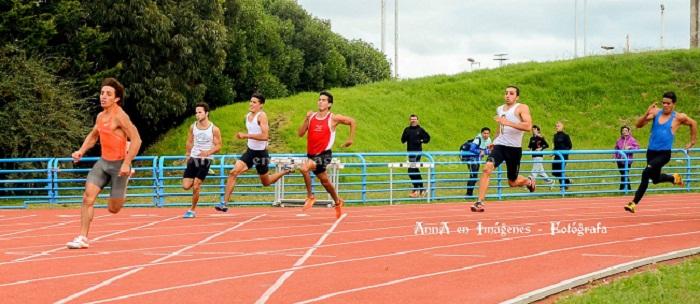 El atletismo local tuvo una buena cosecha en el Provincial.