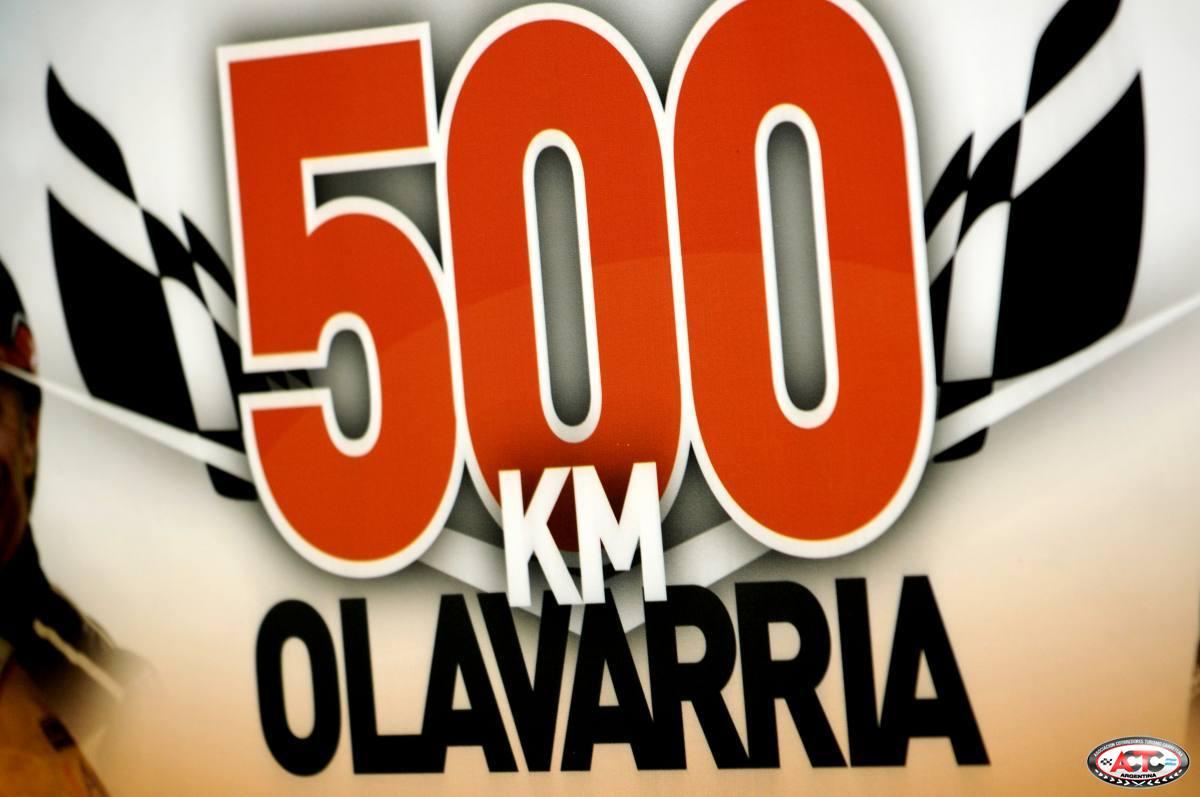 Se vienen los 500 kilómetros de Olavarría y se hizo el lanzamiento oficial.
