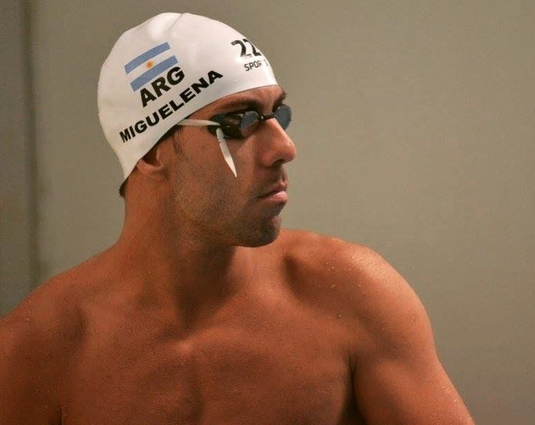 Facundo Miguelena es uno de los representantes nacionales en Brasil.