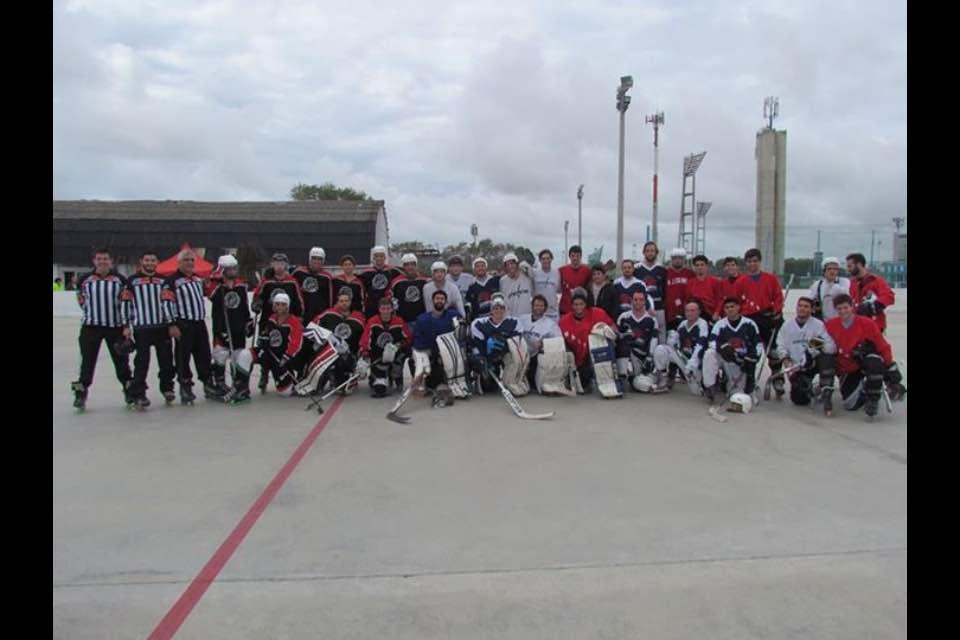 Los jugadores que participaron de la Liga Nacional.