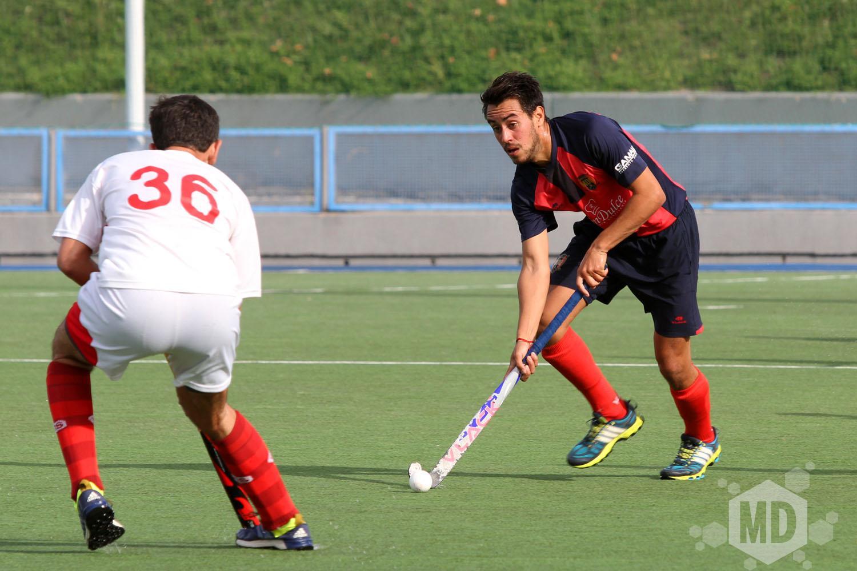 Rodrigo Torres anotó el segundo gol ante Brandsen. (Foto: Archivo Carlos De Vita)