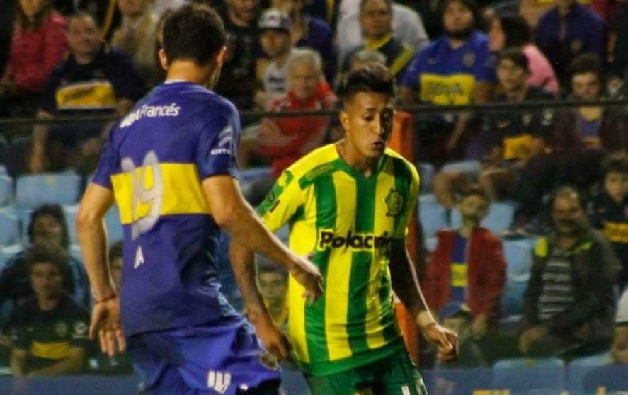 Santiago Rosales habló en Marca Deportiva Radio (FM 99.9) (Foto: Club Aldosivi)