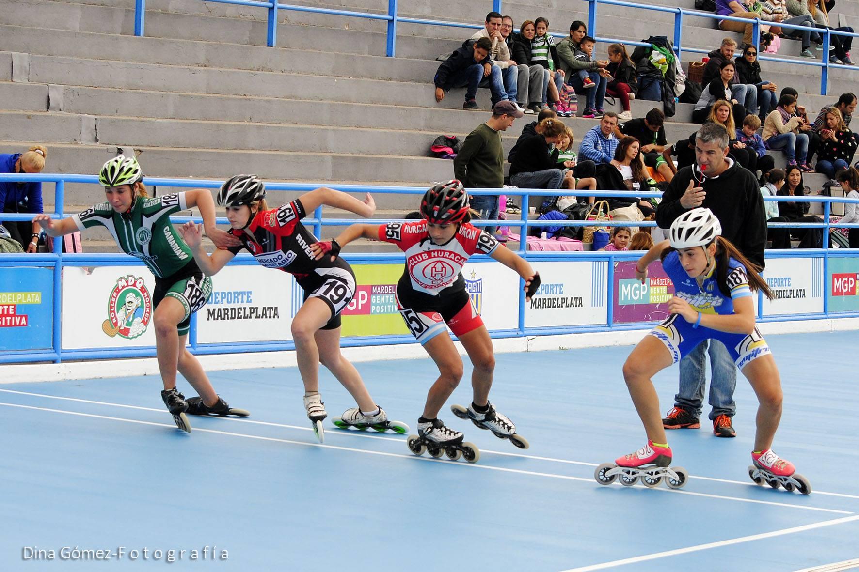 El Torneo Marplatense cumplió con una nueva fecha. (Foto: Dina Gómez)