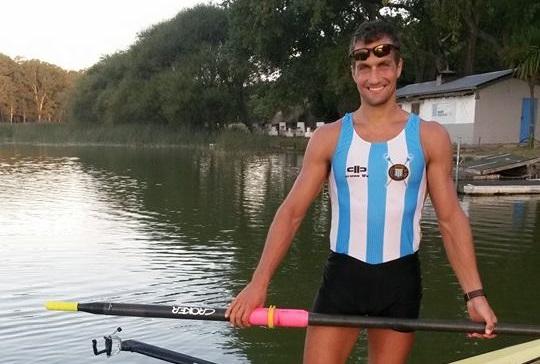 El marplatense Cristian Rosso irá por la clasificación olímpica en Lucerna.
