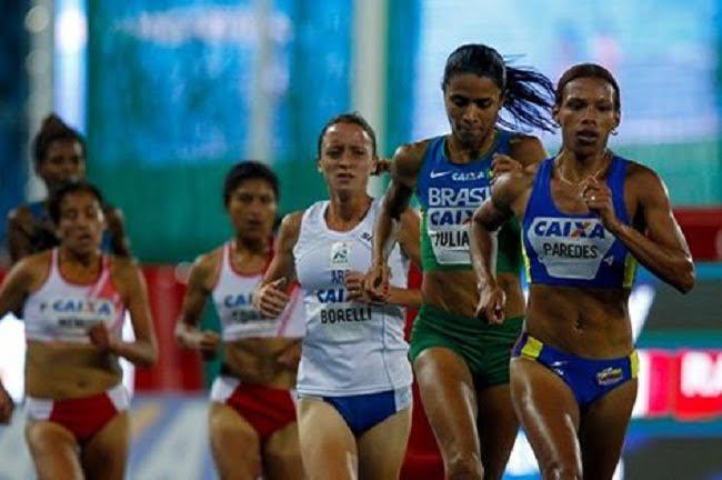 Florencia Borelli consiguió la medalla de plata en el Iberoamericano.