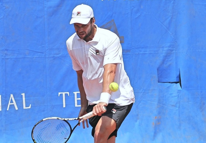 Horacio Zeballos disputará su primer torneo en césped.