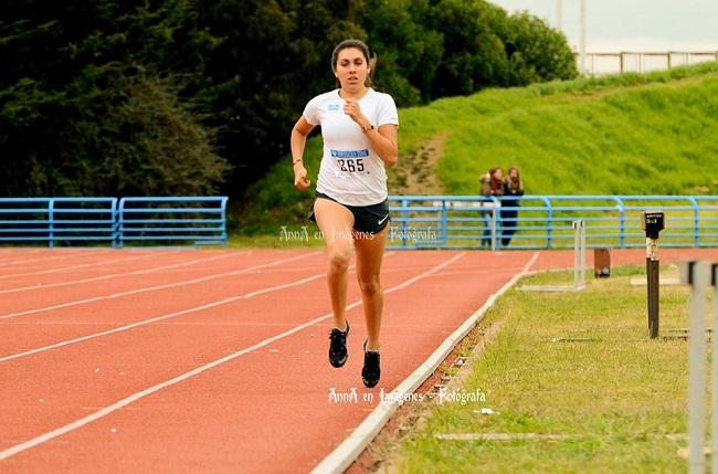 Micaela Levaggi fue una de las destacadas del día.