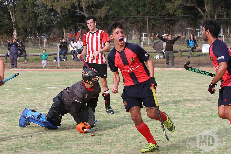 Lautaro Rodríguez anotó dos goles esta tarde. (Foto: Archivo Carlos De Vita)