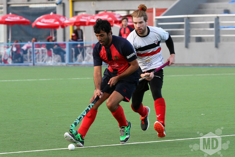 Sergio Arana es uno de los jugadores que utiliza el DT para la rotación. (Foto: Carlos De Vita)