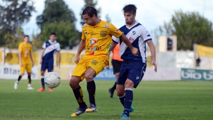 Mitre y Alvarado empataron 1 a 1. (Foto: Diario Panorama)