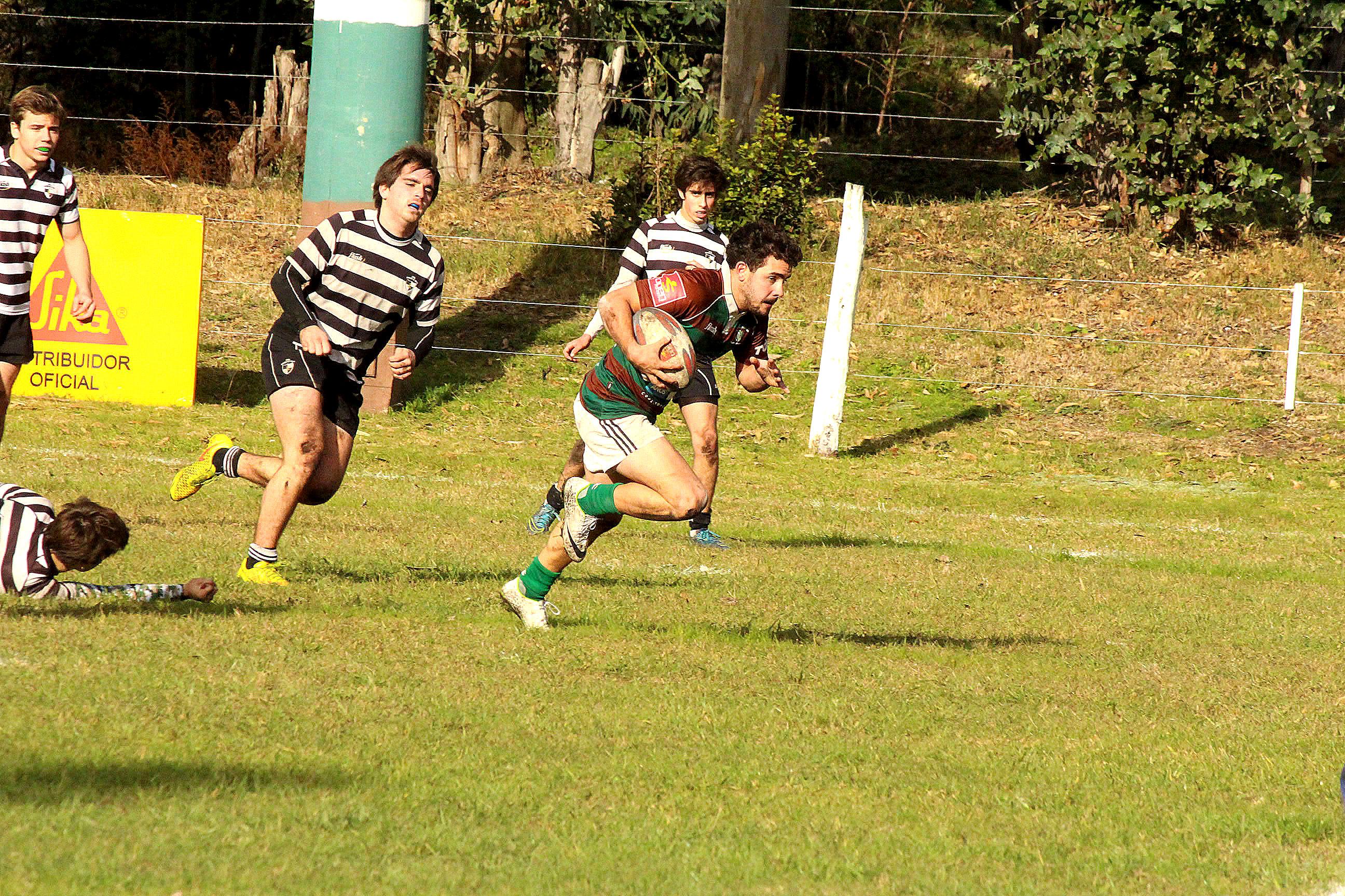 Mar del Plata Club y Sporting fue uno de los partidos destacados de la segunda jornada. (Foto: Prensa URMDP)