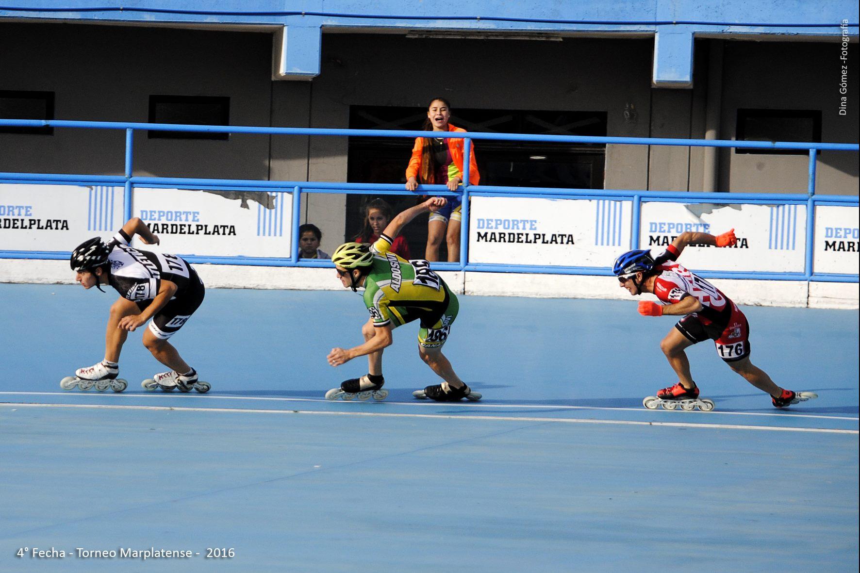 La categoría caballeros fue una de las más disputadas en el Torneo Apertura. (Foto: Dina Gómez)