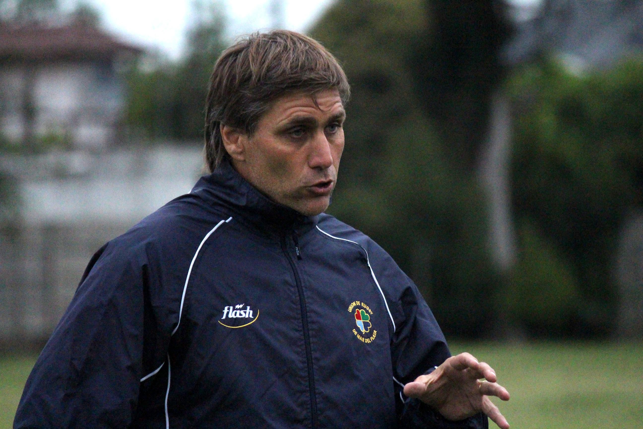 Daniel Villén será uno de los dos representantes de Mar del Plata en la búsqueda olímpica (Foto: Prensa URMDP)