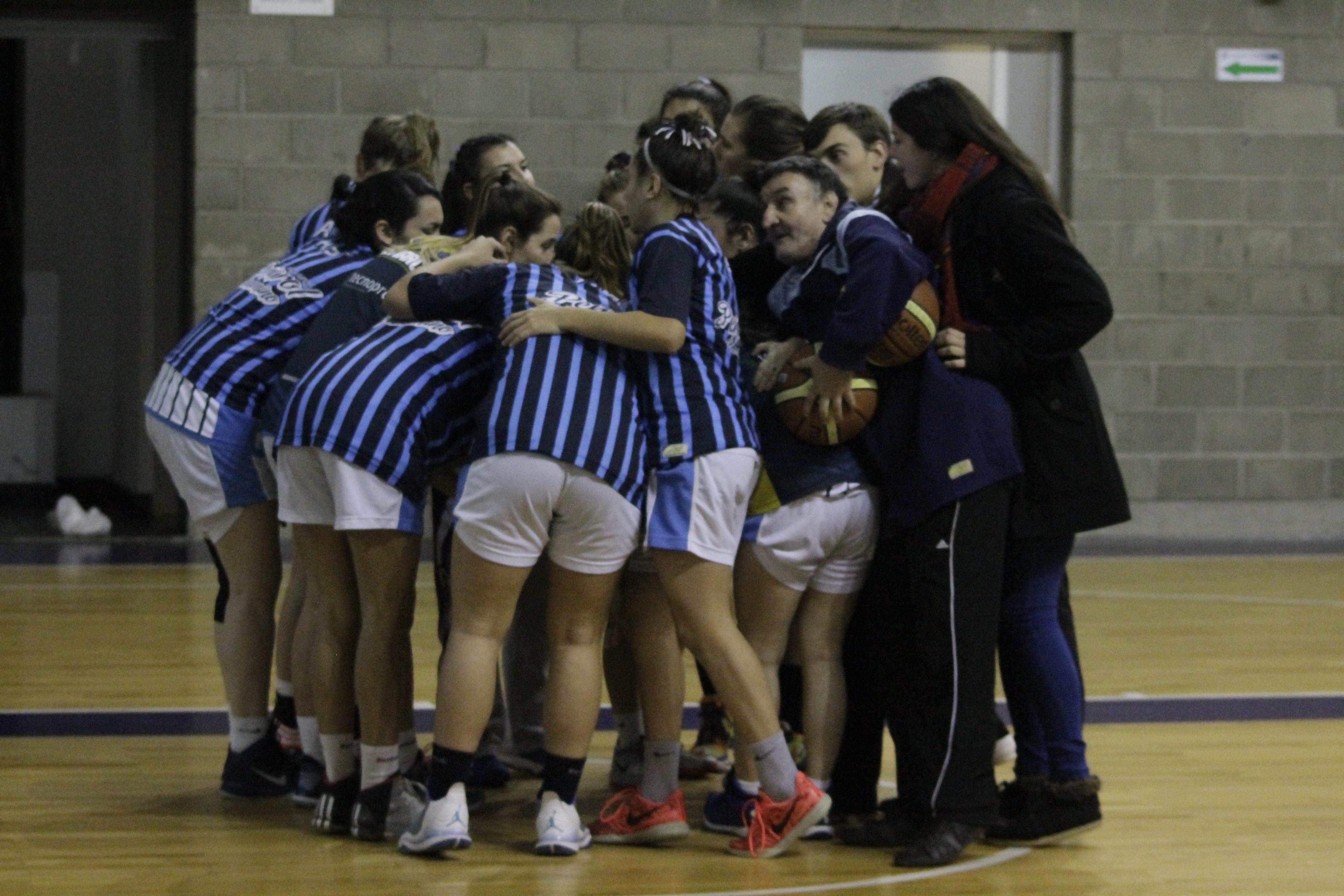 El plantel del Federal Femenino está definido para la semifinal. (Foto: Evelin Jerez - Prensa Peñarol)