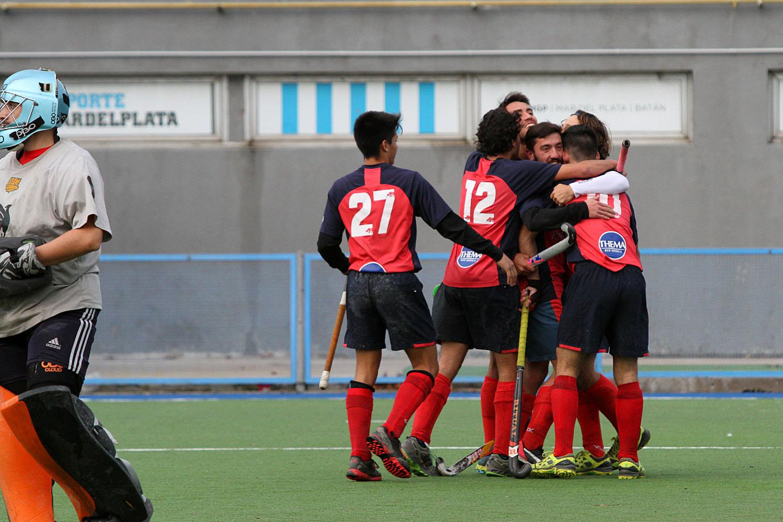 Los marplatenses irán por un buen resultado a La Plata. (Foto: Carlos De Vita)