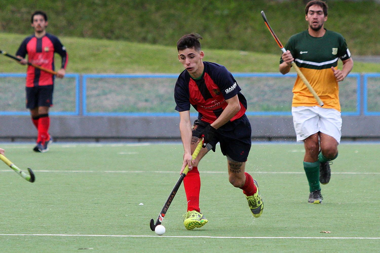 Lautaro Rodríguez, uno de los titulares esta tarde en MDQ 06 HC (Foto: Carlos De Vita)
