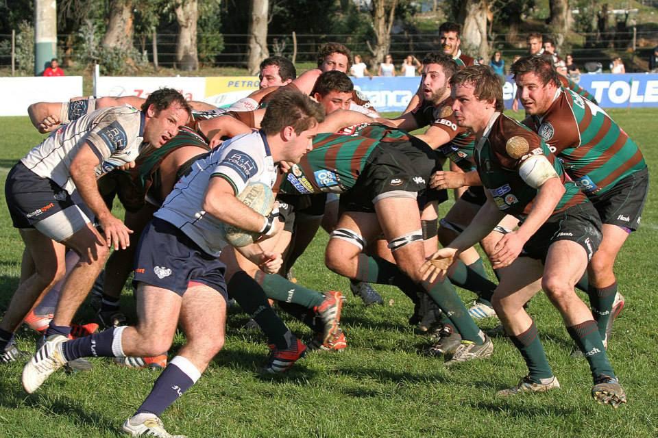 El fin de semana habrá mucha actividad del rugby en la ciudad. (Foto: Prensa URMDP)