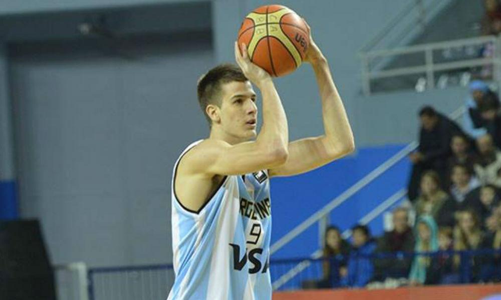 El jugador de Peñarol, Nicolás Brussino entrenará bajo los ojos de la NBA.