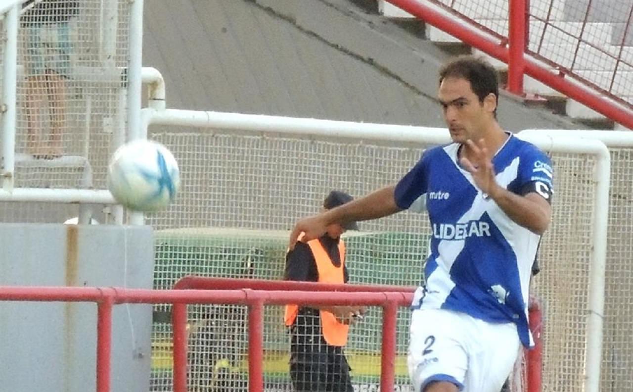 Ramiro Jorge, el capitán de Alvarado.