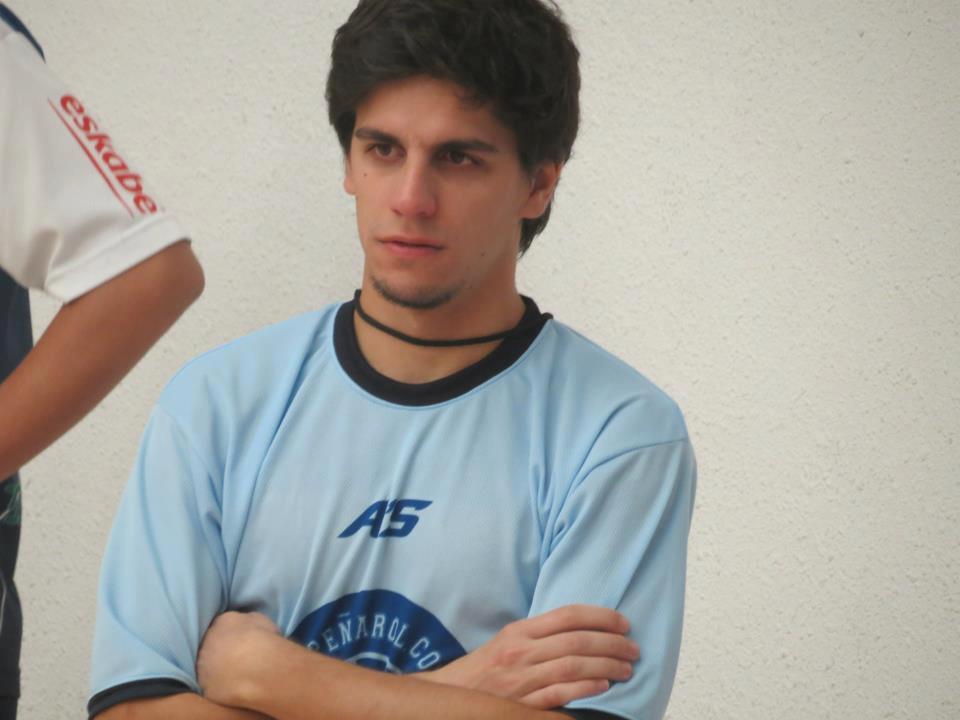 Tomás Sirochinsky, DT de Peñarol en Liga Junior.
