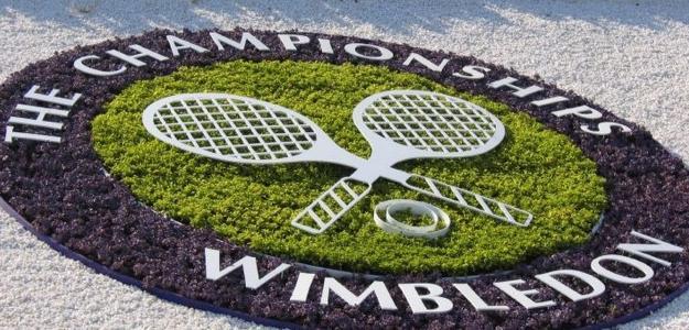 Zeballos no puede completar su partido inicial en Wimbledon.