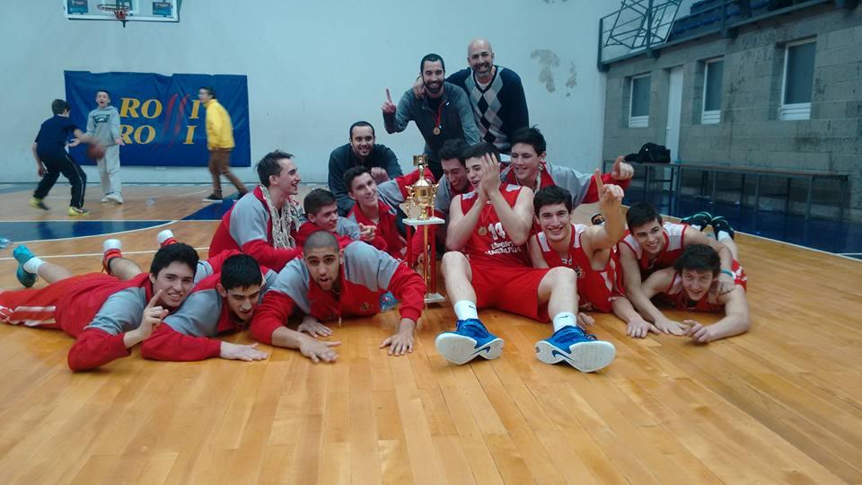 La Selección U19 que se consagró campeona.