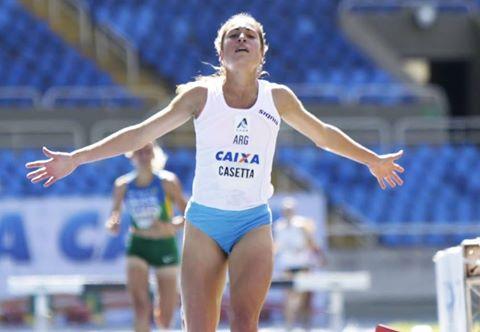 Belén Casetta sueña con tener una buena actuación en Río.