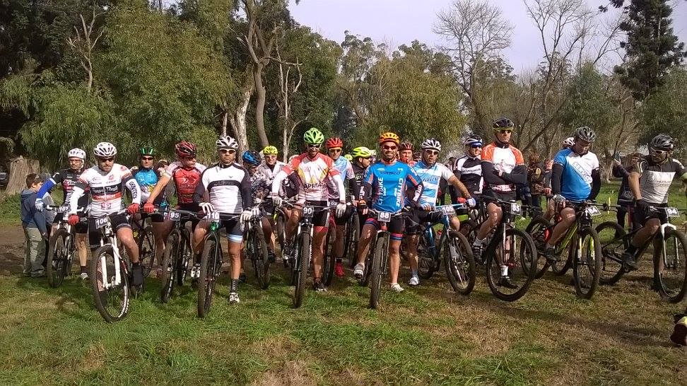 El mountain bike tuvo una cita destacada el fin de semana.