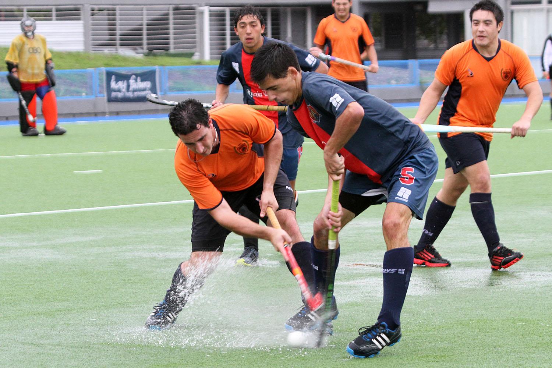 La lluvia obligó a suspender la actividad del hockey en Buenos Aires. (Foto: Archivo Carlos De Vita)