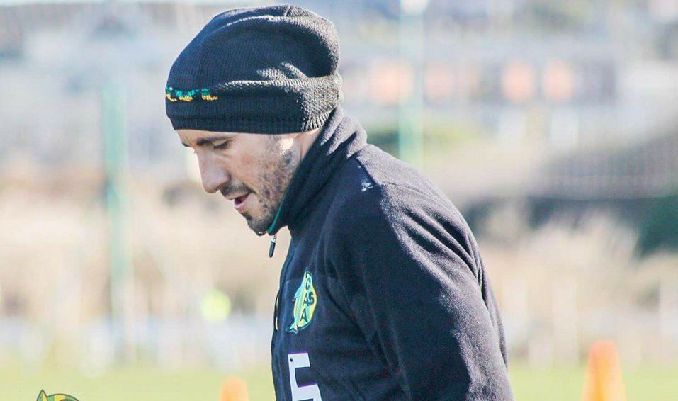 Roberto Brum analizó el empate ante Unión . (Foto: Club Aldosivi)