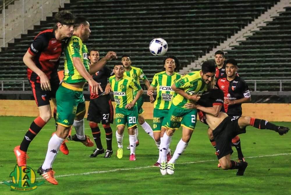 """El """"Tiburón"""" ya tiene fecha para el segundo partido. (Foto: Sergio Biale - Club Aldosivi)"""