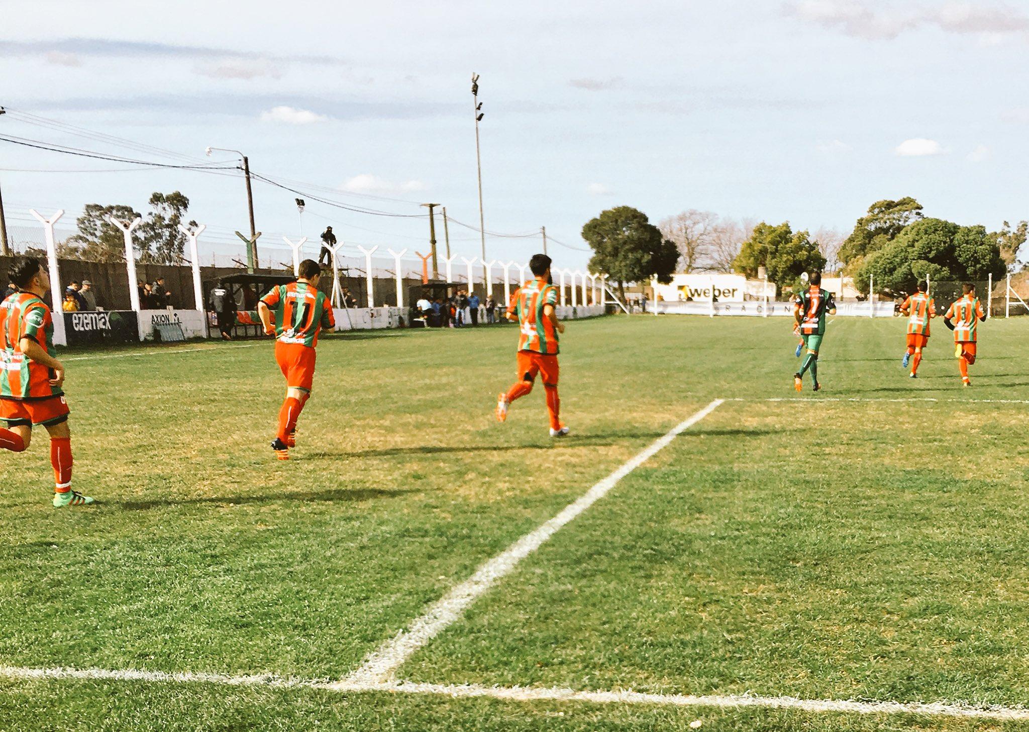 Círculo Deportivo no pudo con Racing de Balcarce. (Foto: @clubcirculo)
