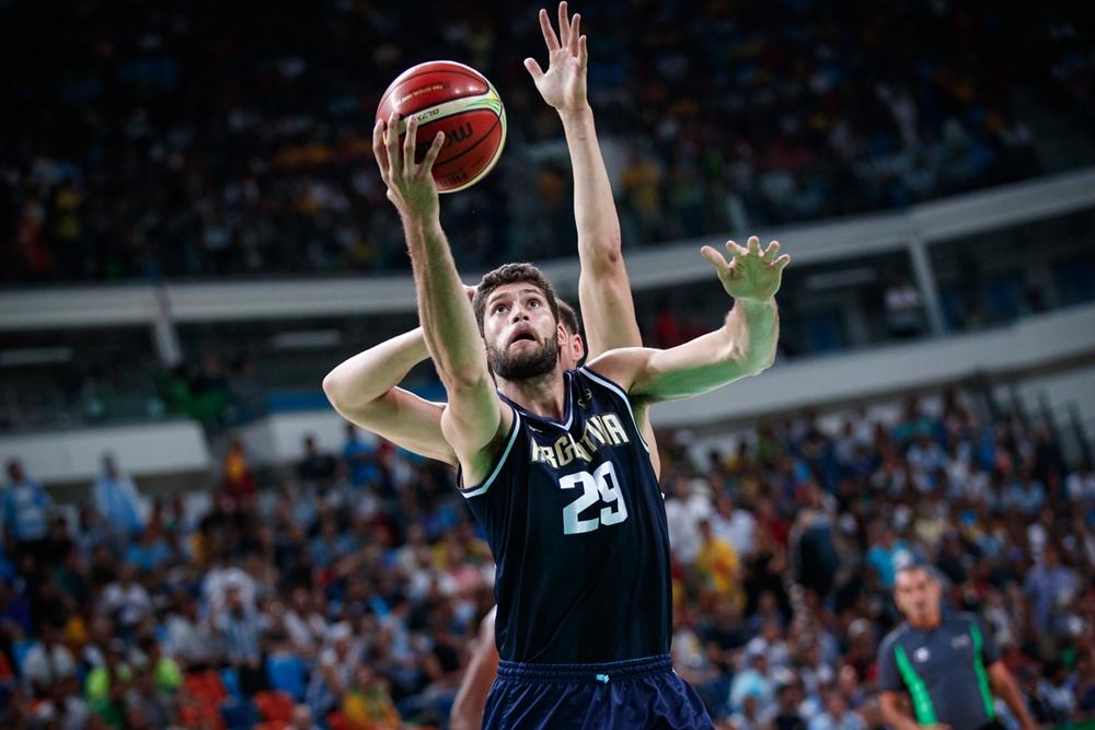 Garino vivió una experiencia inolvidable en Rio. (Foto: FIBA)