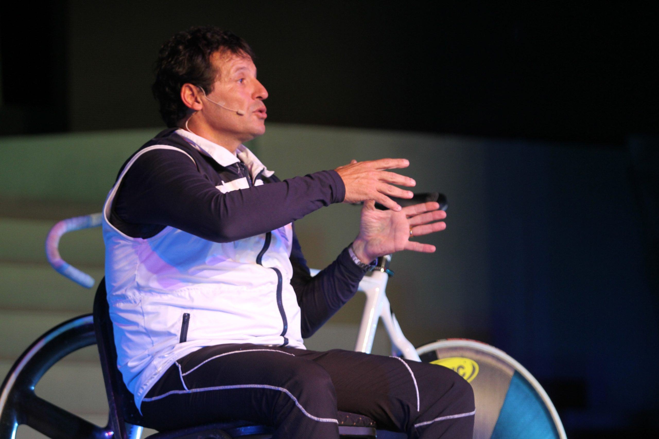 Juan Curuchet analizó en profundidad los proyectos del ENARD (Foto: TEDex La Plata)