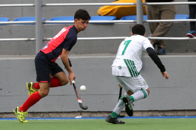 MDQ 06 HC vuelve a jugar en el Sintético Panamericano. (Foto: Carlos De Vita)