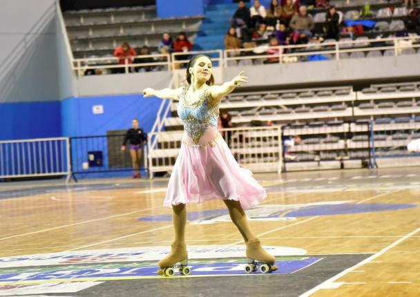 Nadia Ortiz Villar fue quinta en su segundo mundial.
