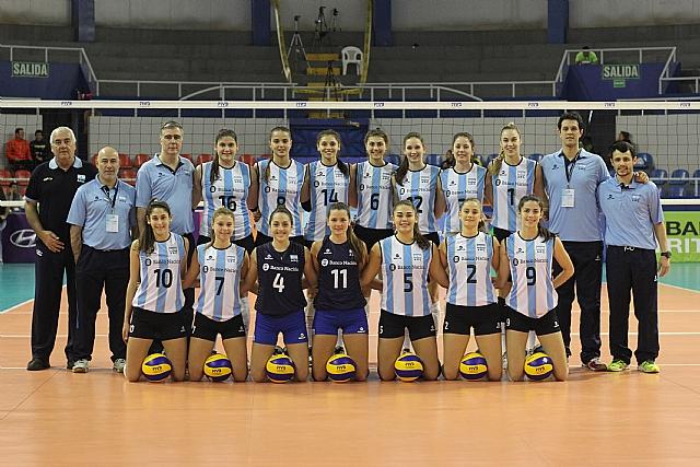 Seleccion Argentina Sub 23 Femenina 2016